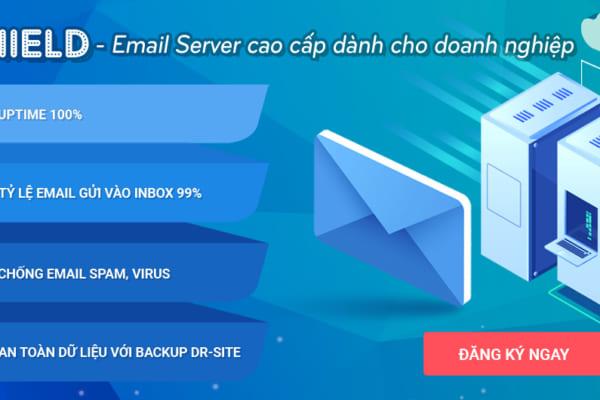 Ra mắt Zshield Email Server dành cho doanh nghiệp