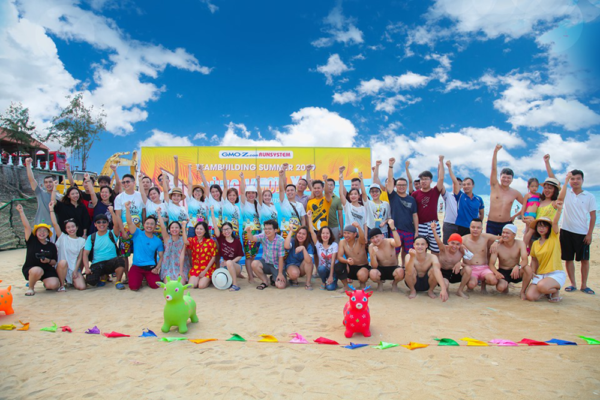 Company trip Summer 2019: Hè là phải HIGH