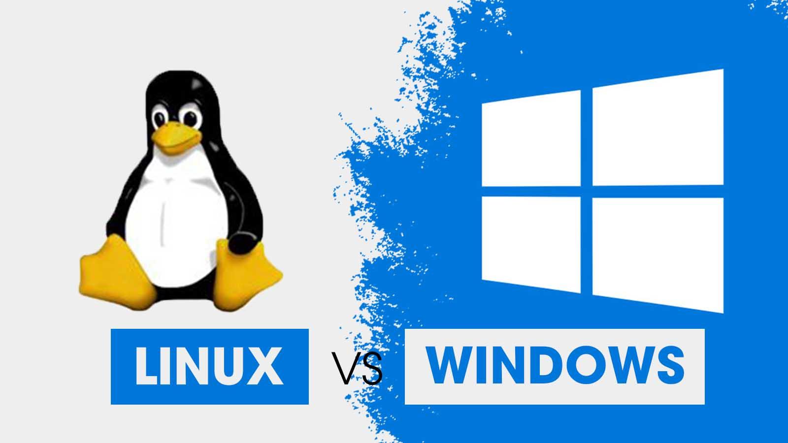 phân biệt hosting linux và hosting windows
