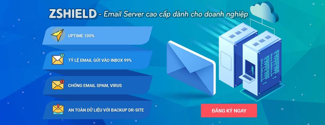 email server cao cấp dành cho doanh nghiệp