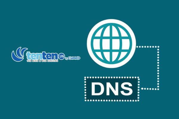 Hướng dẫn cấu hình DNS tại trang quản trị tên miền TENTEN.VN