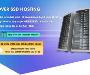 Failover SSD Hosting