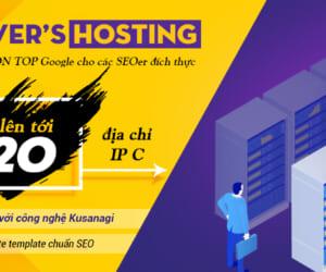 SEO Lover's Hosting