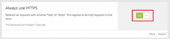 Kích hoạt SSL dể sử dụng HTTPS 3