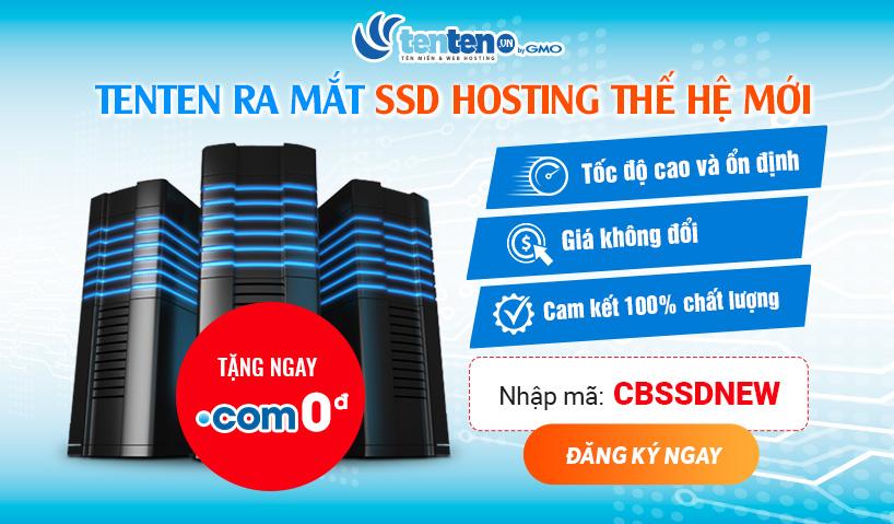 SSD Hosting 1