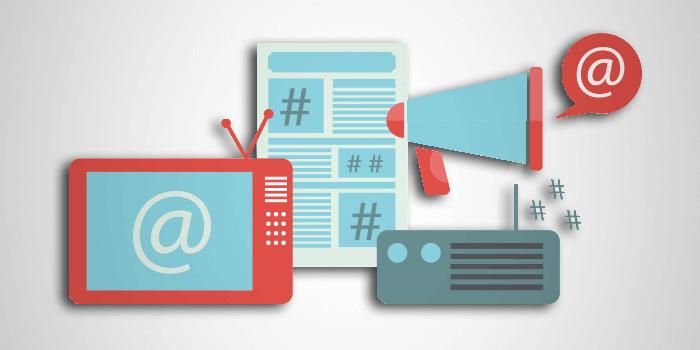 tầm quan trọng của tên miền dối với marketing offline