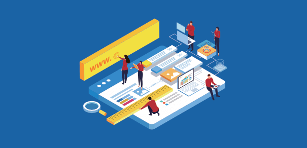 thiết kế và xây dựng website kinh doanh online