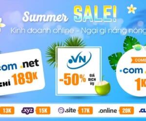 ?SUMMER SALE ? Kinh doanh Online – Ngại gì nắng nóng ?
