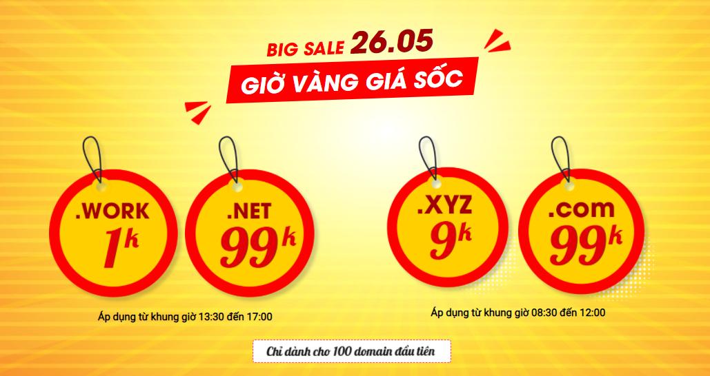 big sale popup