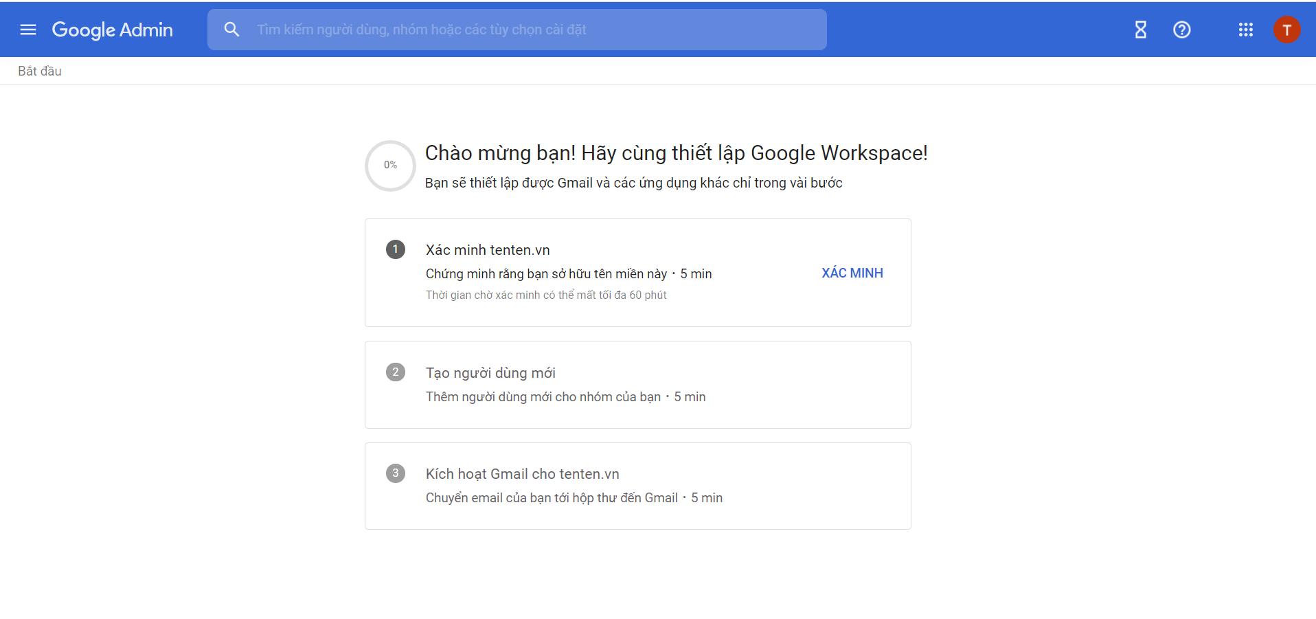 cach tao email theo ten mien tren google mien phi 3
