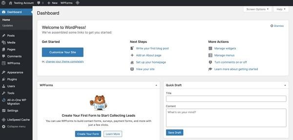 Cách đăng nhập WordPress chuẩn nhất 2021